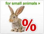 Spesialtilbud: Utstyr og tilbehør for smådyr