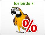 Spesialtilbud: Fugleutstyr & tilbehør