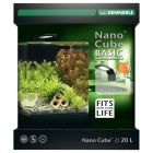 Acquario Dennerle Nano Cube Basic LED 20 L