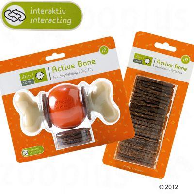 Active Bone gioco snack per cani + ricarica