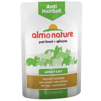 Almo Nature Anti Hairball Buste