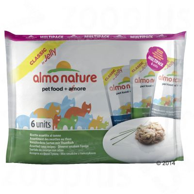 Almo Nature Classic Buste 24 x 55 g