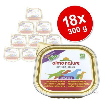 Almo Nature Daily Menu Bio 18 x 300 g