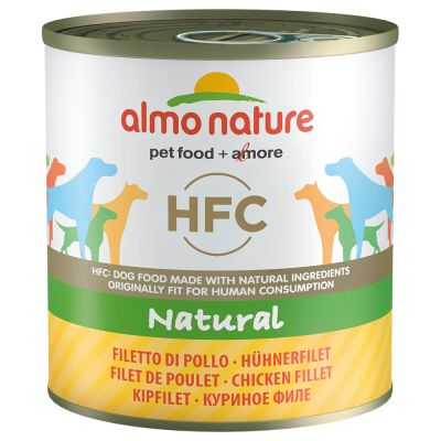Almo Nature HFC 12 x  280 g / 290 g