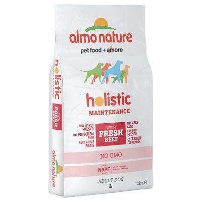 Almo Nature Holistic Large Adult con Manzo