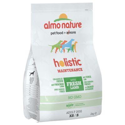 Almo Nature Holistic Small Adult con Agnello & Riso