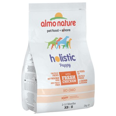 Almo Nature Holistic Small Puppy Pollo & Riso