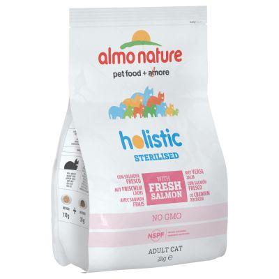 Almo Nature Holistic Sterilised Salmone e Riso
