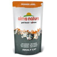 Almo Nature Orange Label Adult Sardine