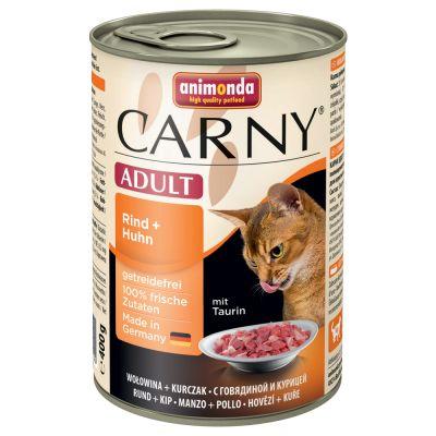 Animonda Carny Adult Saver Pack 12 x 400g