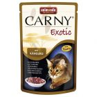 Animonda Carny Exotic, 12 x 85 g