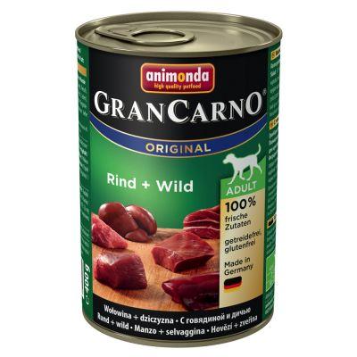 Animonda GranCarno Original Adult 12 x 400 g