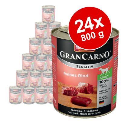 Animonda GranCarno Sensitive 24 x 800 g