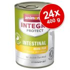Animonda Integra Protect Intestinal Blik 24 x 400 g Hondenvoer