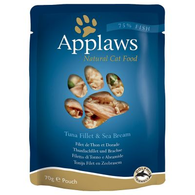 Applaws Buste Naturale 12 x 70 g