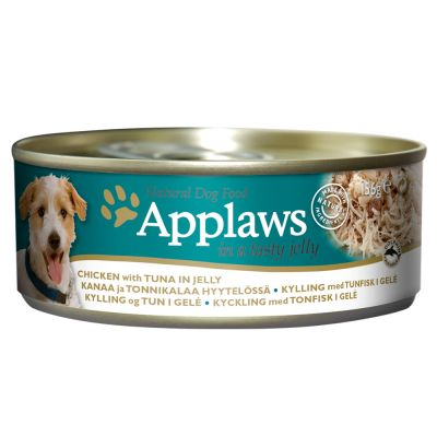 Applaws Dog Food in Jelly 6 x 156g