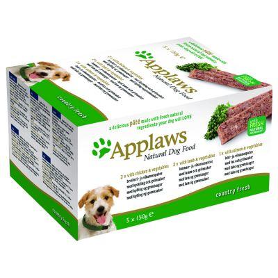 Applaws Dog Paté 15 x 150 g