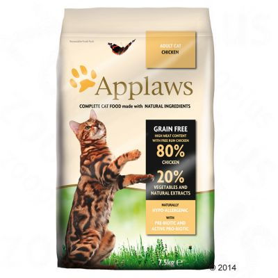 Applaws Kip Kattenvoer