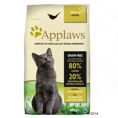 Applaws Probierpaket zur Mischfütterung: Trocken- & Nassfutter im Sparset