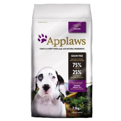 Applaws Puppy Large Breed - Pollo