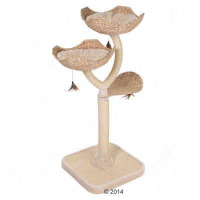 arbre chat cat 39 s flower prix discount sur. Black Bedroom Furniture Sets. Home Design Ideas