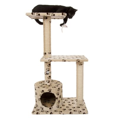 arbre chat cat 39 s paws arbre chat zooplus. Black Bedroom Furniture Sets. Home Design Ideas