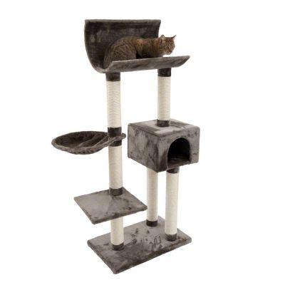ikaros arbre chat zooplus. Black Bedroom Furniture Sets. Home Design Ideas