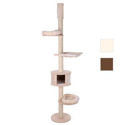 arbre a chat qui se fixe au plafond
