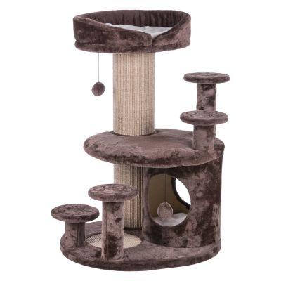 trixie emil arbre chat zooplus. Black Bedroom Furniture Sets. Home Design Ideas