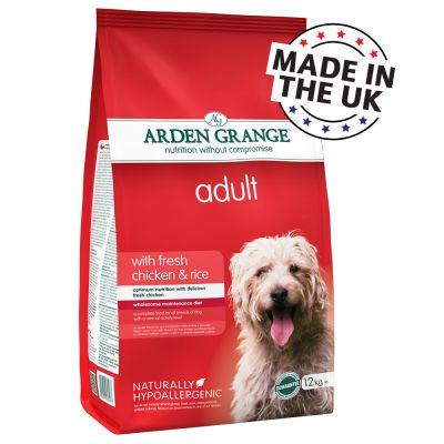 Arden Grange Cat Food Ingredients