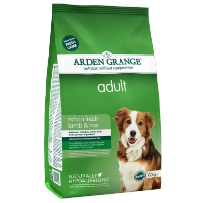 Arden Grange Adult - Lamb & Rice