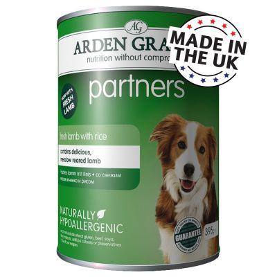 Arden Grange Partners - Lamb, Rice & Vegetables