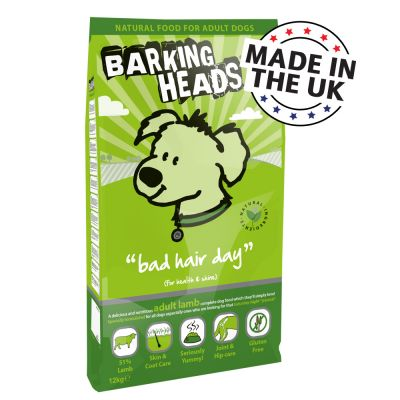 Barking Heads Bad Hair Day Lamb. Buy Now At Zooplus