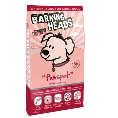 Barking Heads Fusspot Salmon & Potato