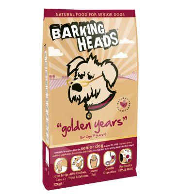 Barking Heads Golden Years Senior