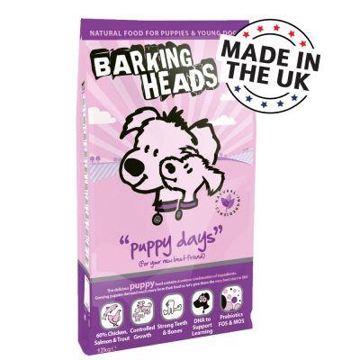Barking Heads Puppy Days Chicken & Salmon