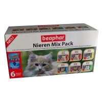 beaphar Renal Diet Mixed Trial Pack 6 x 100g
