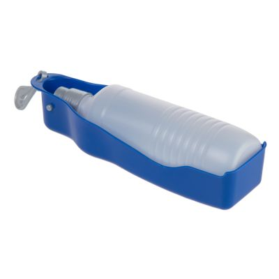 Bebedero y botella de agua portátil 500 ml