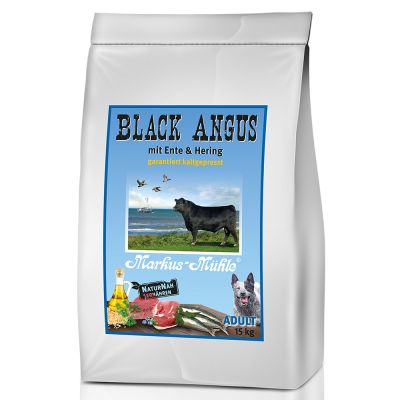black angus adult cibo per cani su zooplus. Black Bedroom Furniture Sets. Home Design Ideas