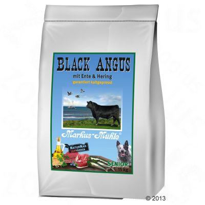 Black Angus Senior by Markus Mühle