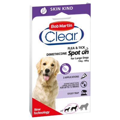 Bob Martin Clear Spot on för hundar