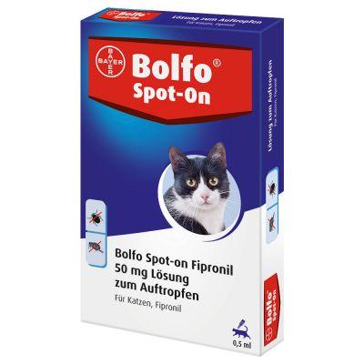 Bolfo Spot-on Katze