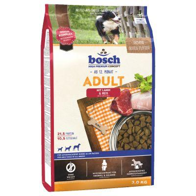 Bosch Adult jagnjetina & riž