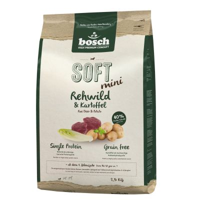 Bosch HPC Soft Mini Capriolo & Patate
