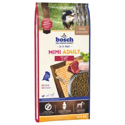 Bosch Mini Adult Lam & Rijst Hondenvoer