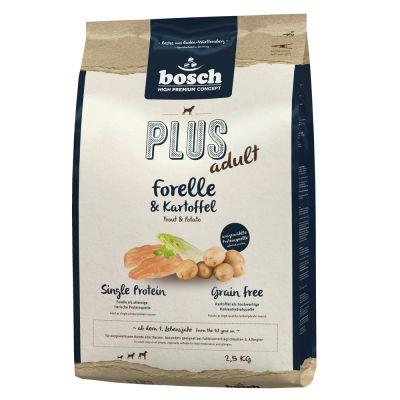 Bosch Plus Păstrăv și cartofi