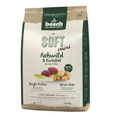 Bosch Soft Mini Rehwild & Kartoffel