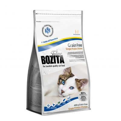 Bozita Feline Grain Free Single Protein Chicken
