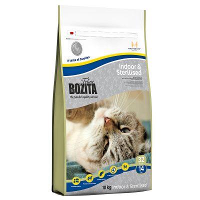 Bozita Feline Indoor & Sterilised