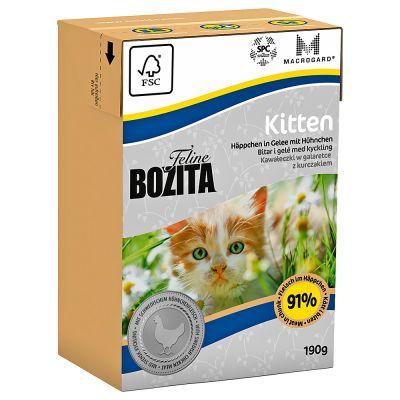 Bozita Cat Food Feeding Guide